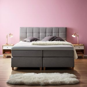 Posteľ Boxspring Jerry