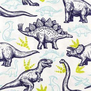 Servítky Dinosaurs