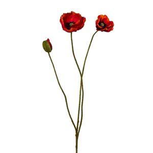 Umelá Kvetina Mohn